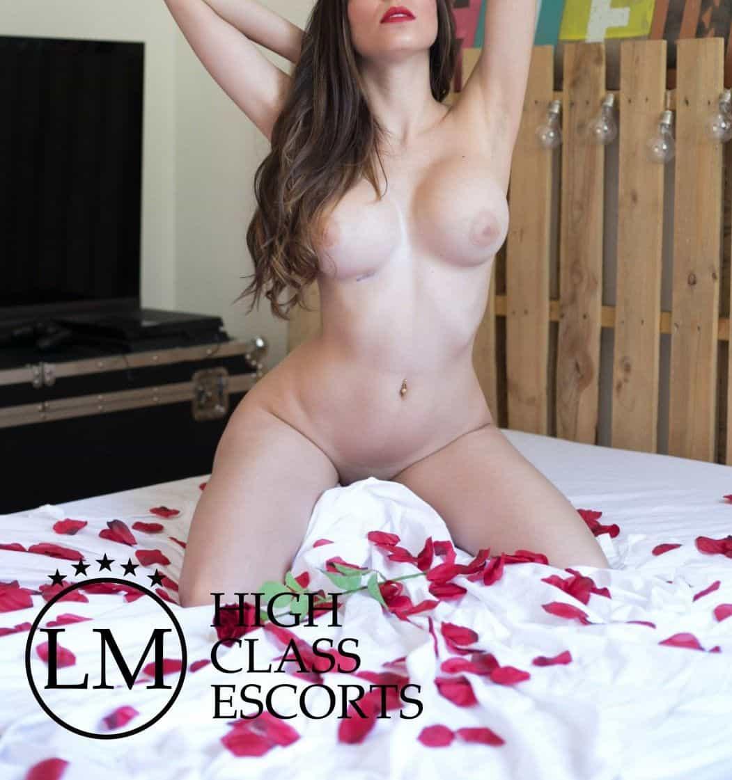 Carolina Escort en Barcelona - La más hermosa escort en Barcelona - Agencia de Escorts Lola Marti